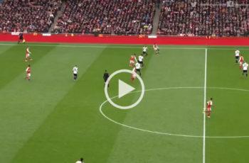 Arsenal 1-1 Tottenham Hotspur